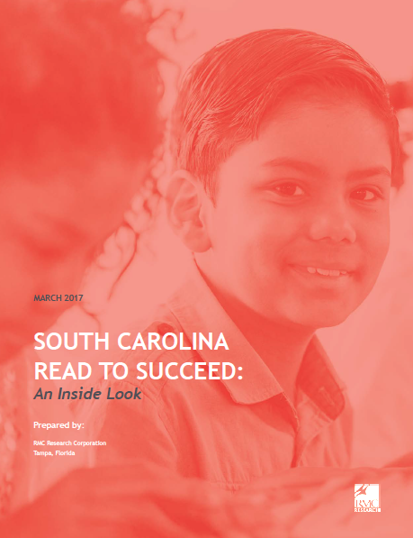 South Carolina Read to Succeed Impact Study