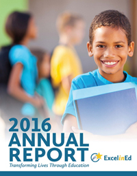 ExcelinEd Annual Report 2016