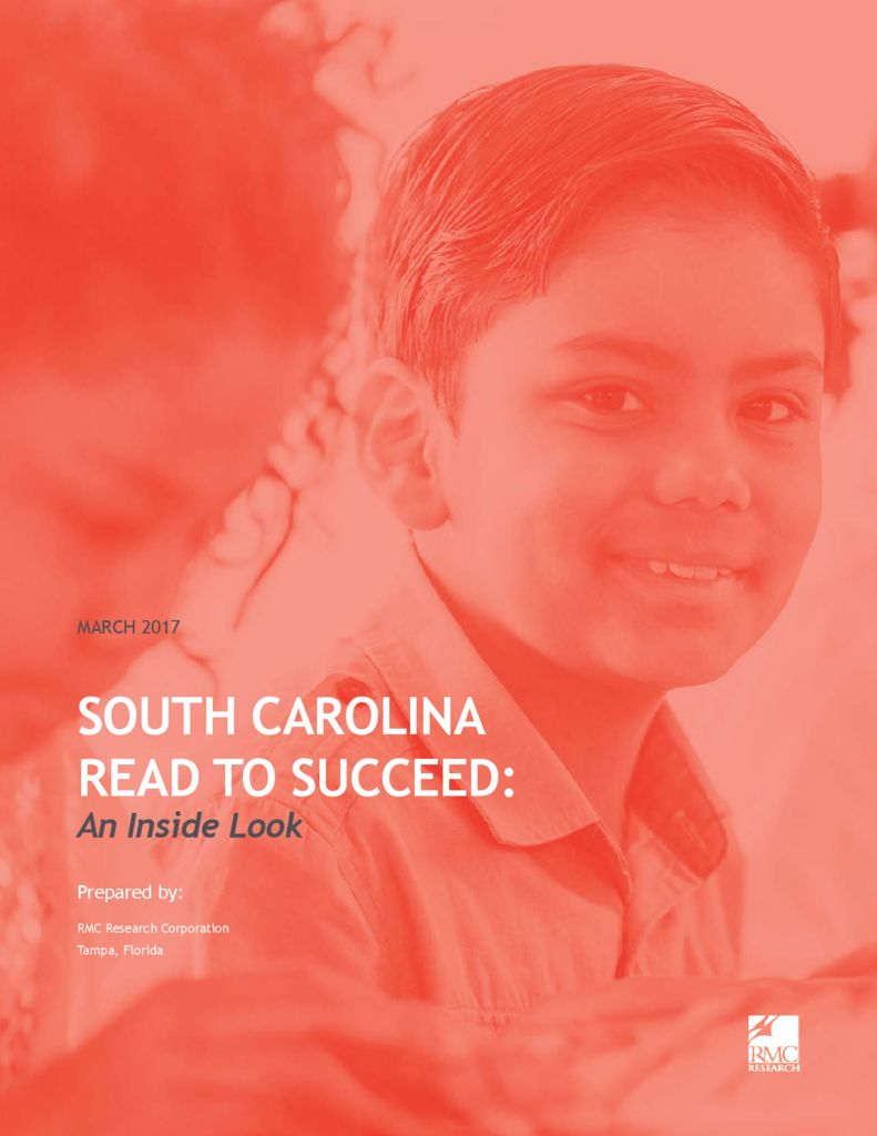 South Carolina Read to Succeed Impact Study &#8211; March 2017>									 									</a> 									<h5><a href=
