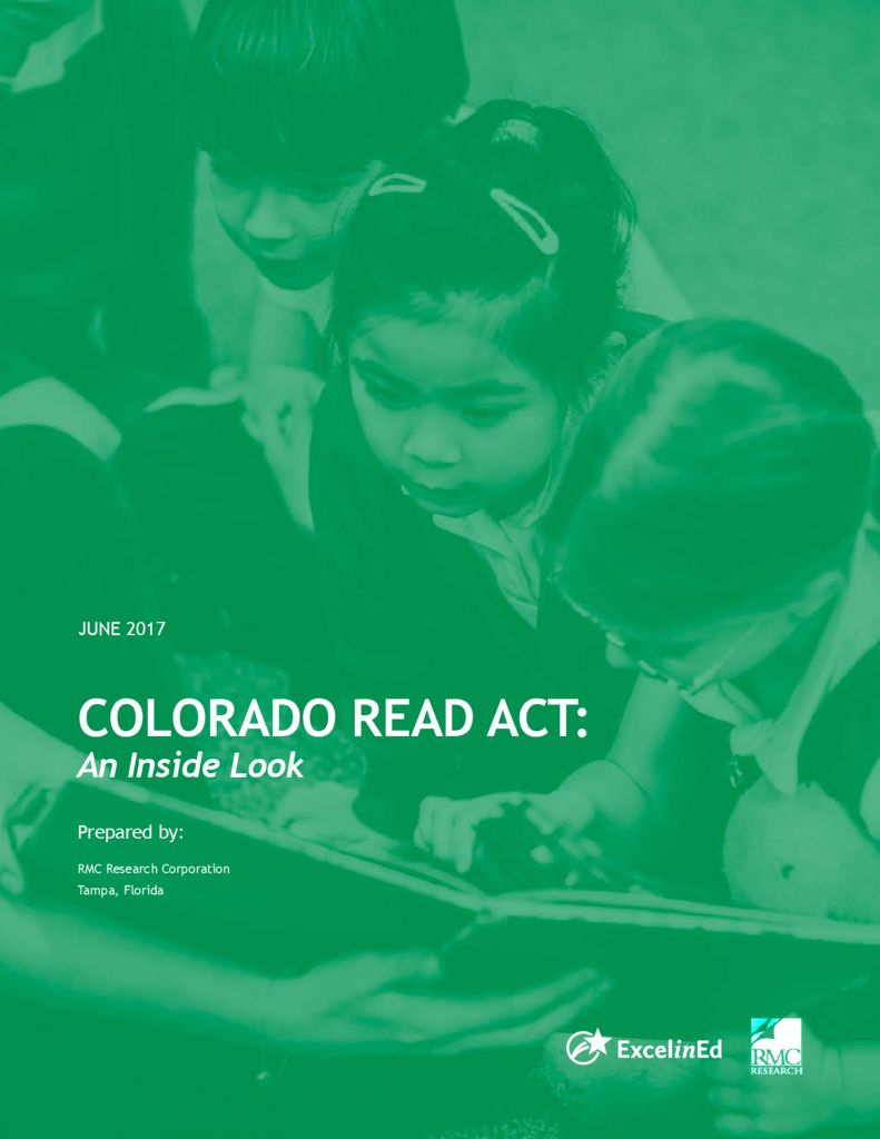 Colorado READ Act Impact Study &#8211; June 2017>									 									</a> 									<h5><a href=