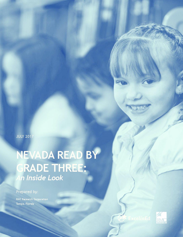 Nevada Read by Grade Three Impact Study – July 2017> </a> <a href=