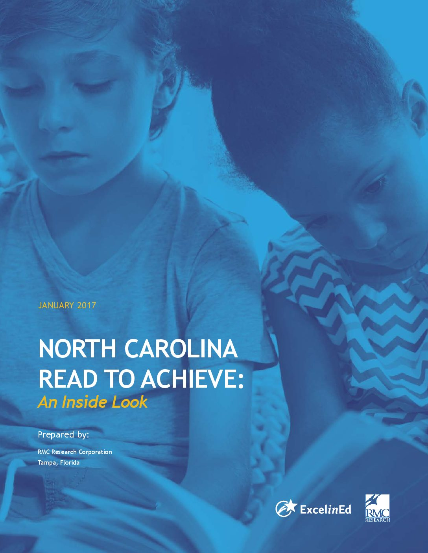 North Carolina Read to Achieve Impact Study – January 2017> </a> <a href=