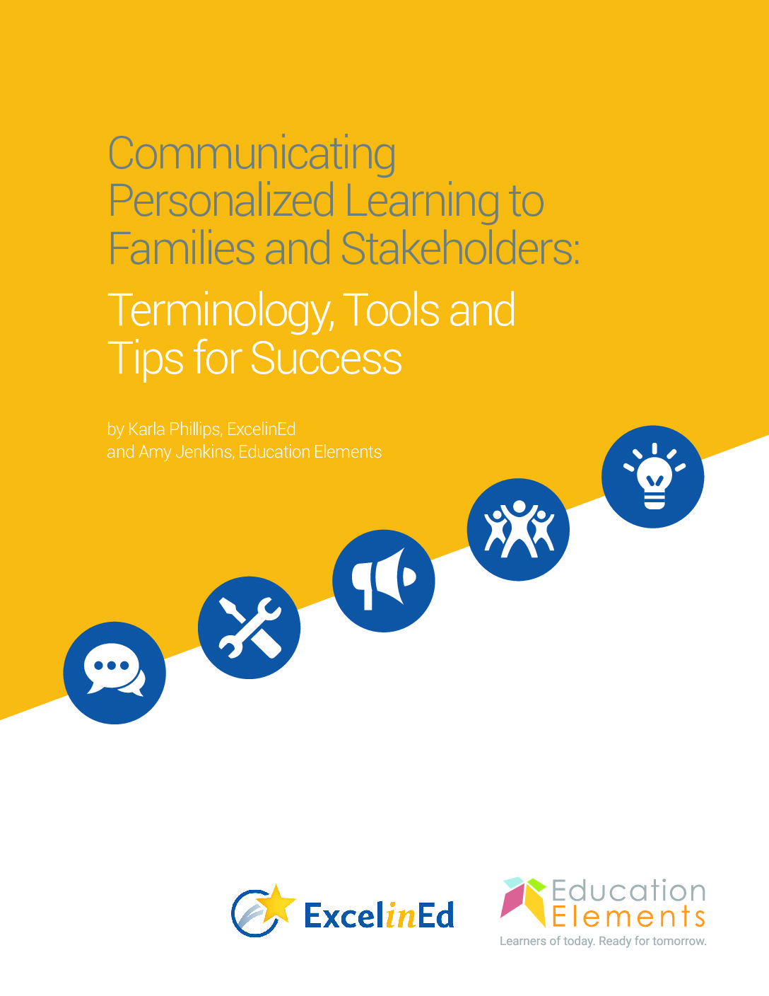 Communicating Personalized Learning to Families &#038; Stakeholders &#8211; April 2018>									 									</a> 									<h5><a href=