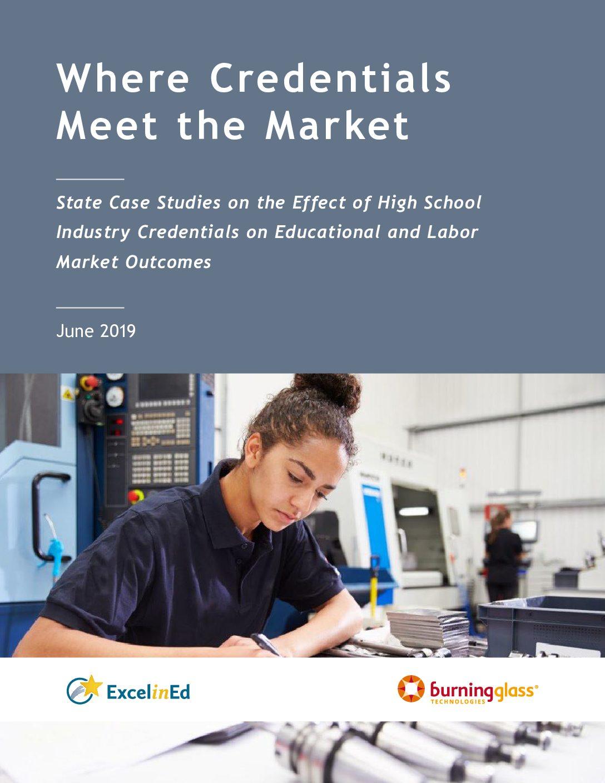 Credentials Matter Report 2: Where Credentials Meet the Market – June 2019> </a> <a href=