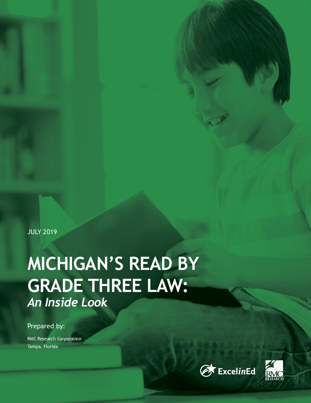 Michigan Read by Grade Three Impact Study – August 2019>									 									</a> 									<a href=